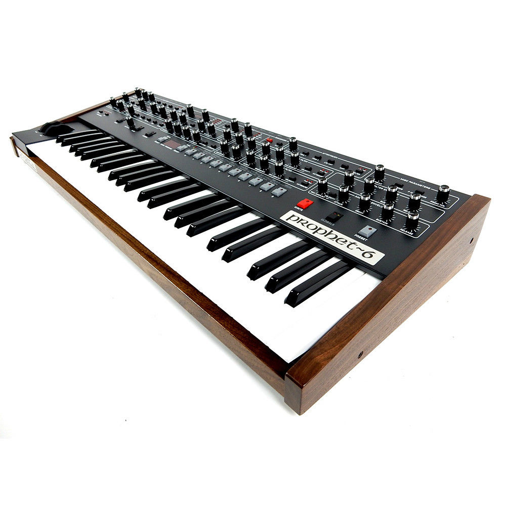 Dave Smith Instruments PROPHET-6 Keyboard
