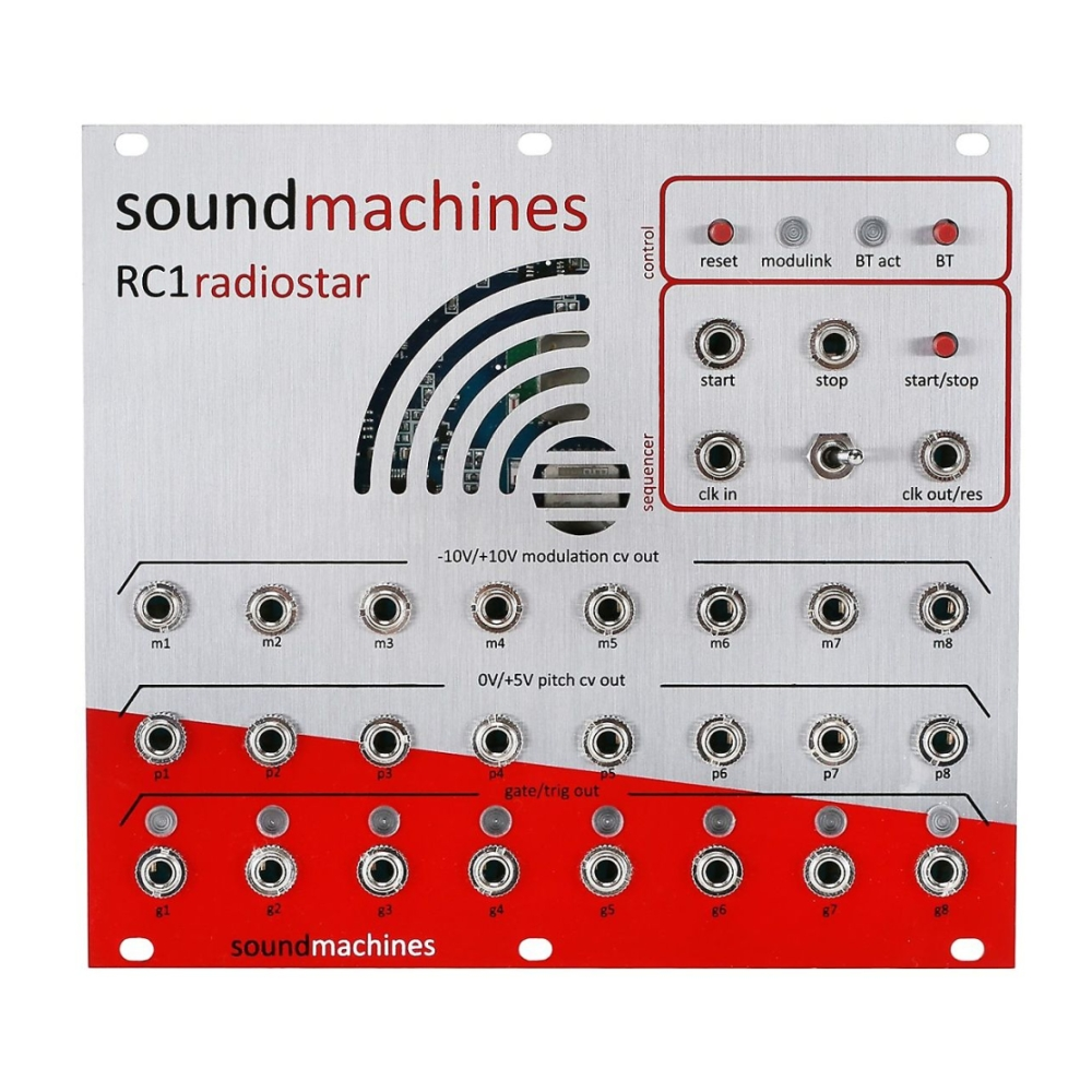 SoundMachines RC1 radiostar