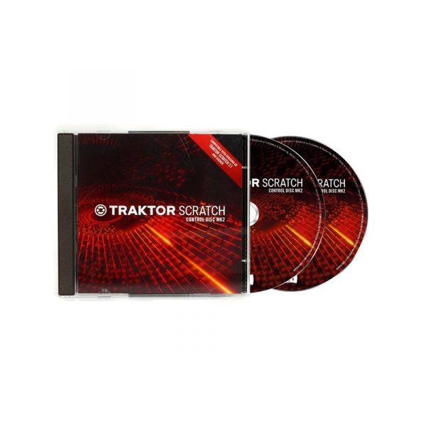 Native Instruments TRAKTOR SCRATCH Control CD mkII