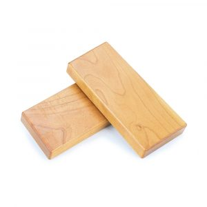 Pittsburgh Cherry Single Row Wooden Sides per CELL Desktop Case