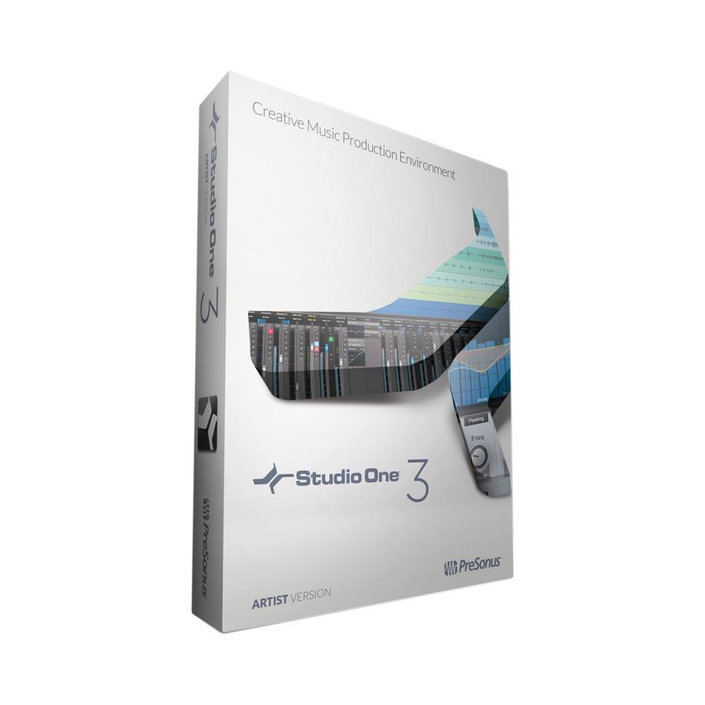 PreSonus STUDIO ONE 3 Artist (download)