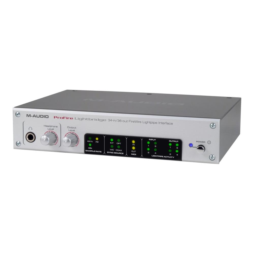 M-Audio PROFIRE LightBridge – Outlet!