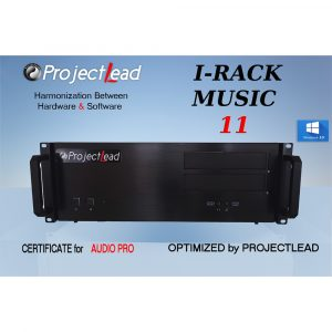ProjectLead I-RACK Music 11