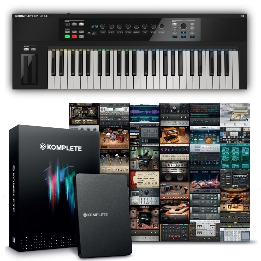 komplete 11 synths