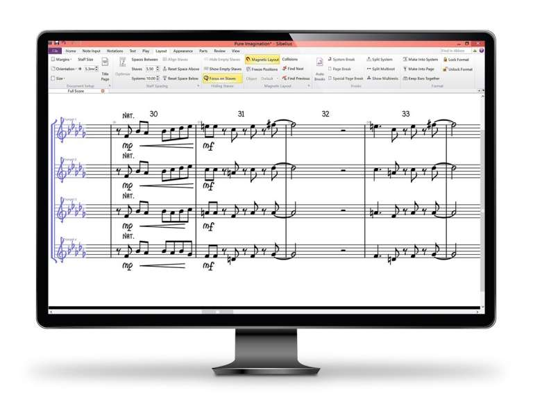 Avid SIBELIUS 8 con Annual Upgrade Plan