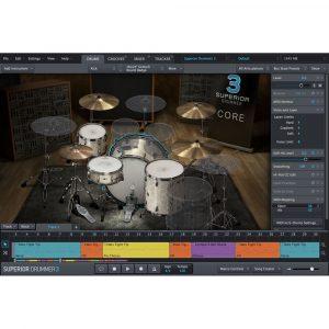 ToonTrack SUPERIOR Drummer 3 Professional Drum Sampler
