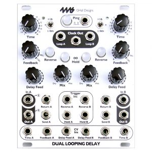 4ms Dual Looping Delay (DLD)