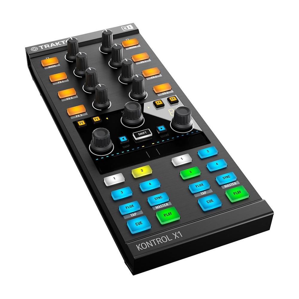 Native Instruments TRAKTOR Kontrol X1 mk2 – Promo!!!