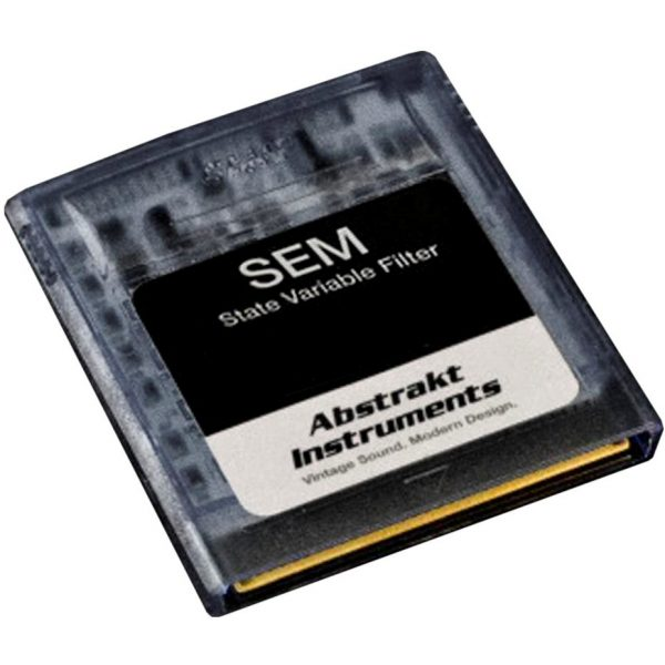 Abstrakt Instruments SEM Filter