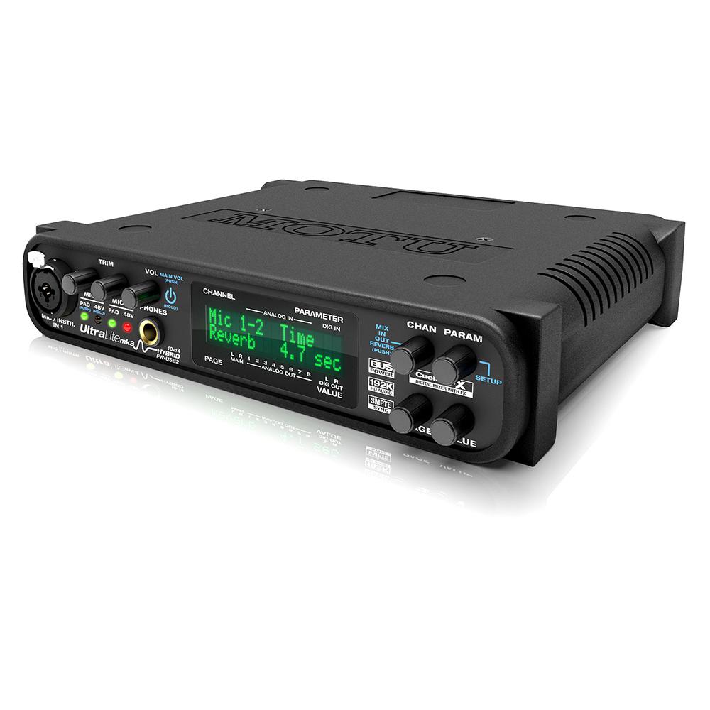 motu ultralite mk3 firewire firmware update