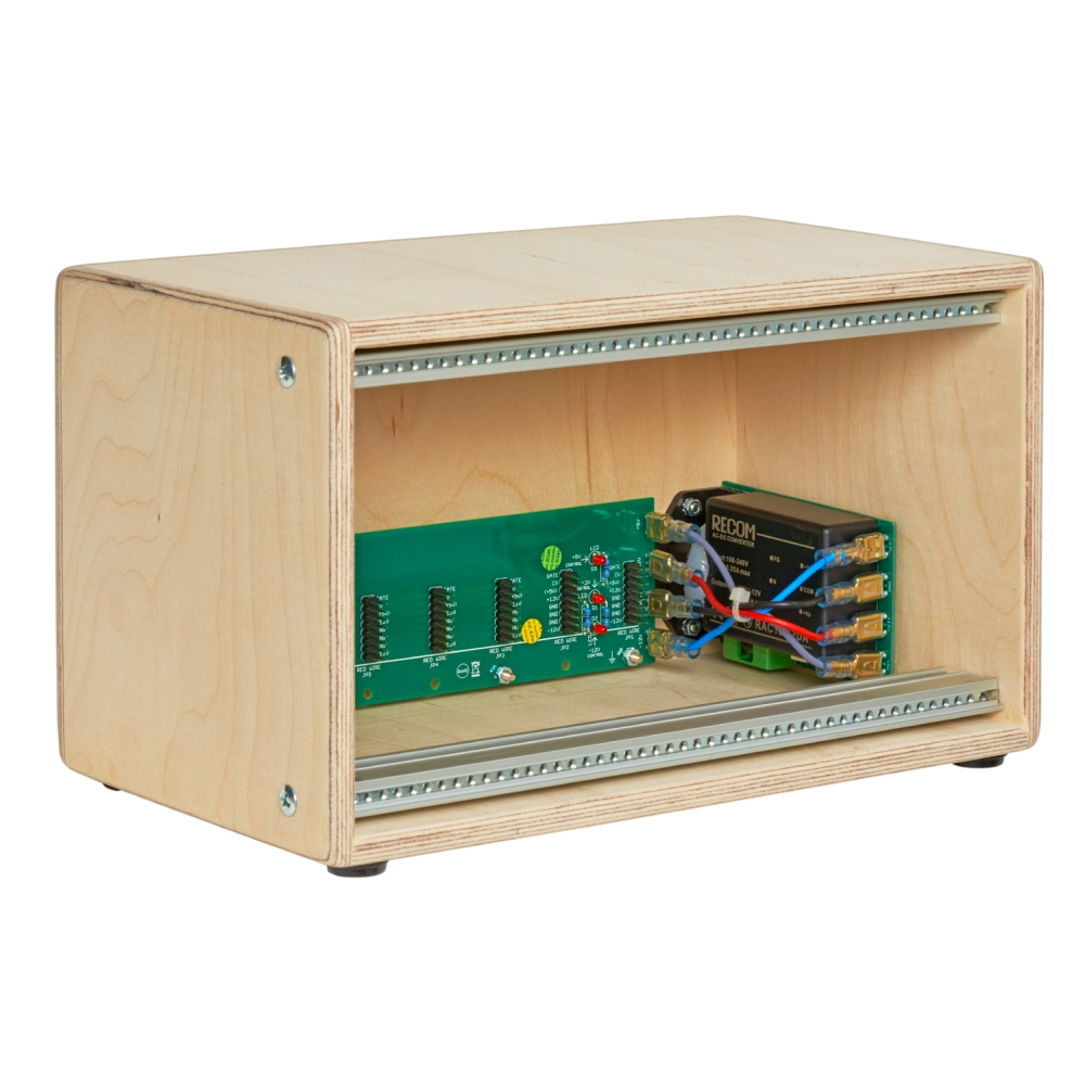 Doepfer A-100LC1 Low Cost Case 3U 48HP