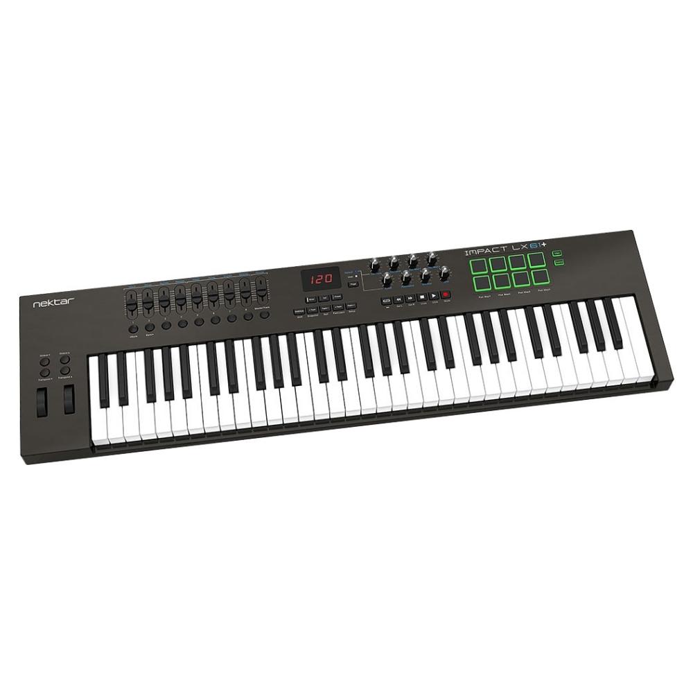 Nektar Impact LX61+ Plus Master Keyboard Controller