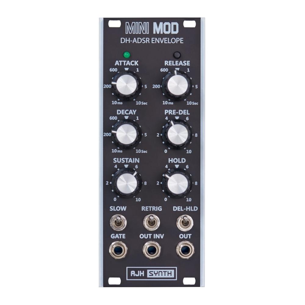 AJH Synth MiniMod DH-ADSR Black