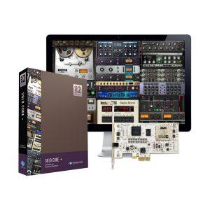 Universal Audio UAD-2 PCIe SOLO Core Usato Garantito!