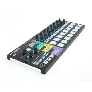 Arturia BEATSTEP Pro Black Edition Step-Sequencer & Controller