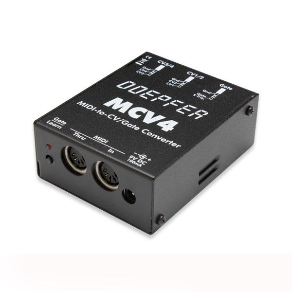 Newgroove acquista Doepfer MCV4 (black) al prezzo più basso di soli 109 €