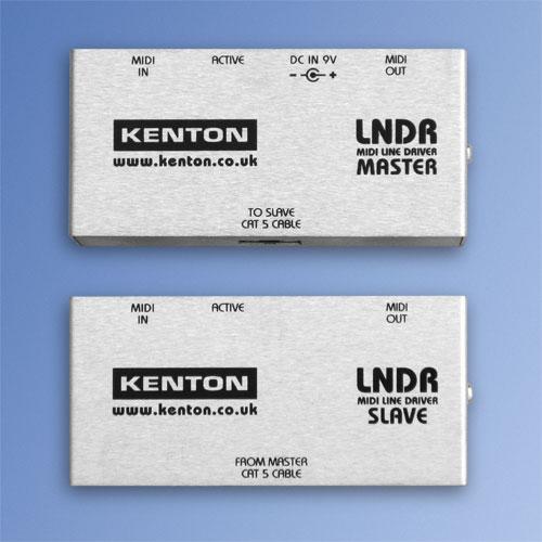Kenton LNDR / MIDI LineDriver
