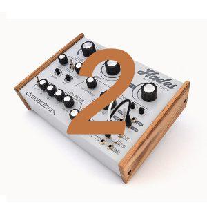 DreadBox HADES v2 Analog Bass Synthesizer
