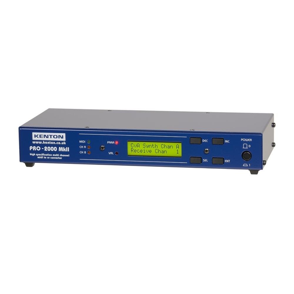 Kenton PRO-2000 mk2 MIDI-CV Converter