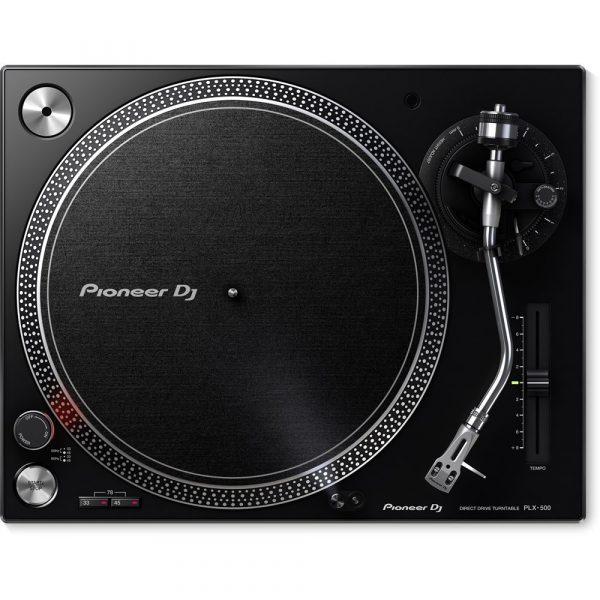 Pioneer PLX 500 bk