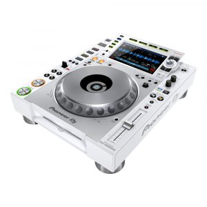 Pioneer CDJ-2000NXS2-W Nexus 2 White Limited Edition