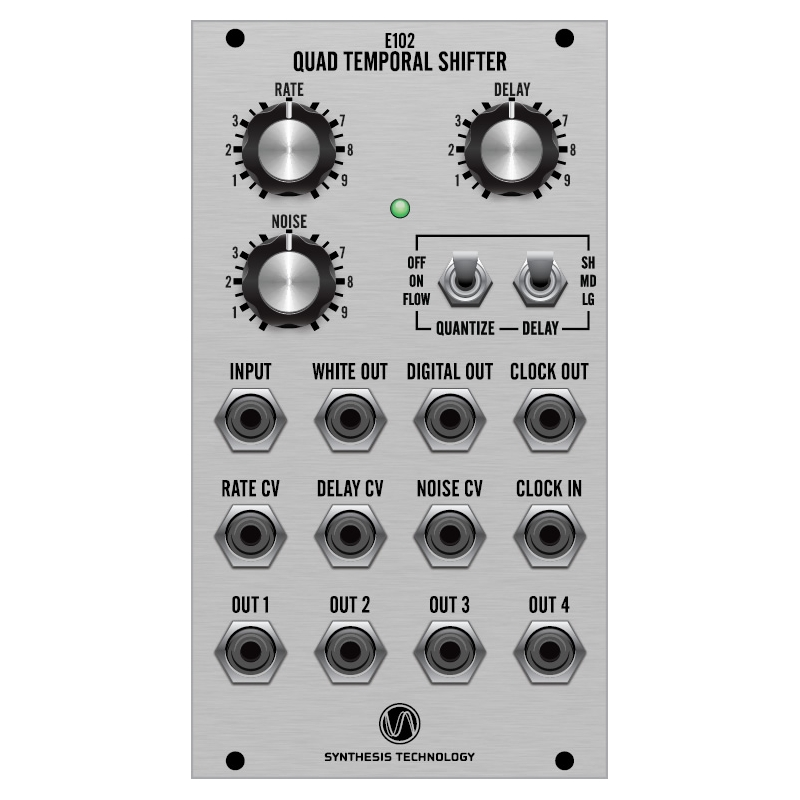 SYNTHESIS Technology E102 Quad Shifter