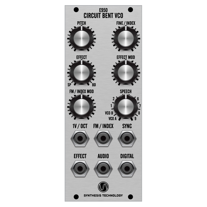 SYNTHESIS Technology E950 Bent VCO