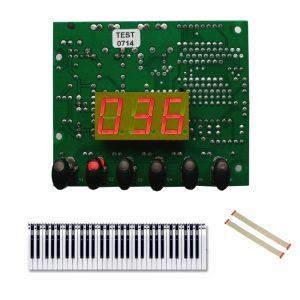 Doepfer MKE v3 + Fatar 61TP/8HO Tastiera 5 Ottave + Cable Set