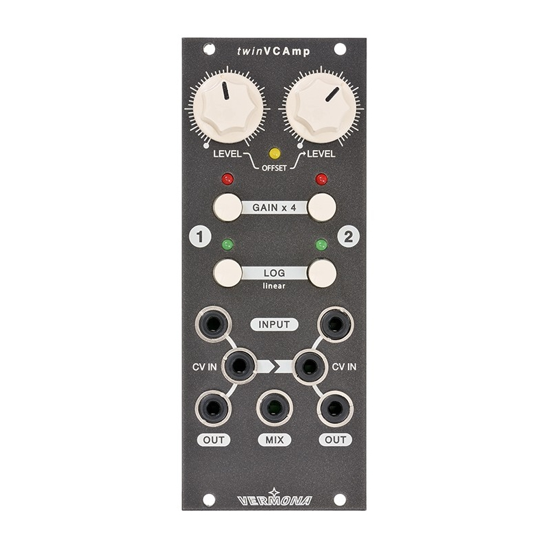 Vermona Modular TwinVCAmp