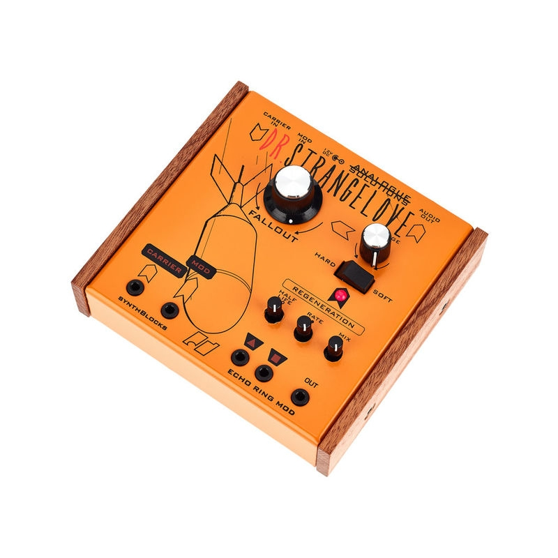 Analogue Solutions Dr. STRANGELOVE