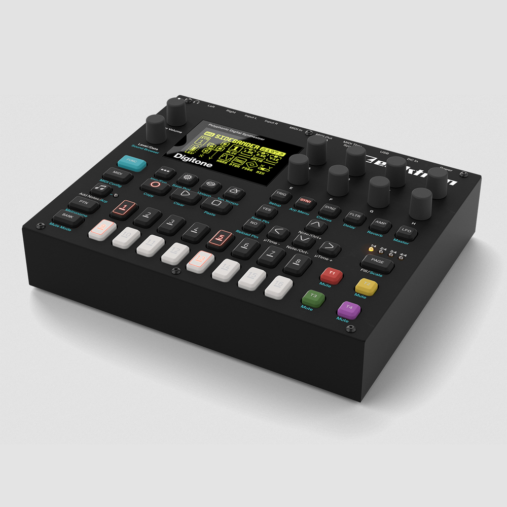 Elektron Digitone Digital Synthesizer