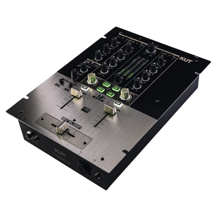Reloop KUT DJ Battle Scratch Mixer