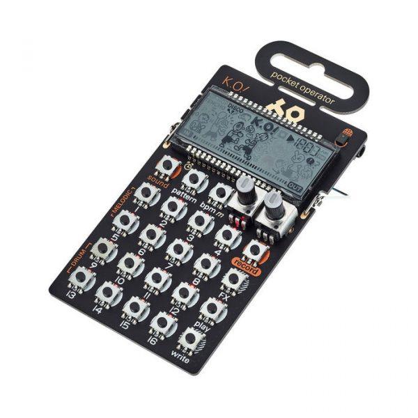 Teenage Engineering PO-33 K.O! Micro Sampler