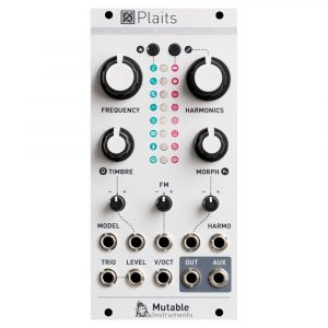 Mutable Instruments Plaits Macro Oscillator