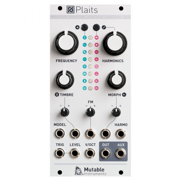Mutable Instruments Plaits