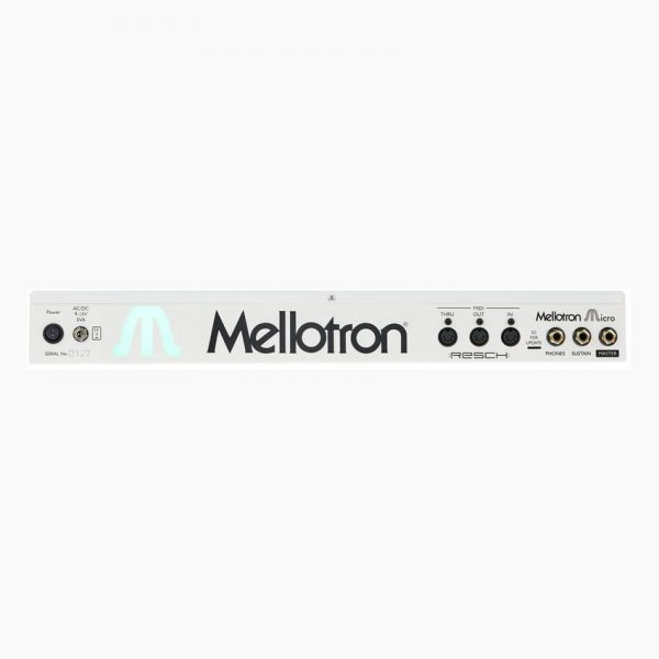 Mellotron Micro M4000D