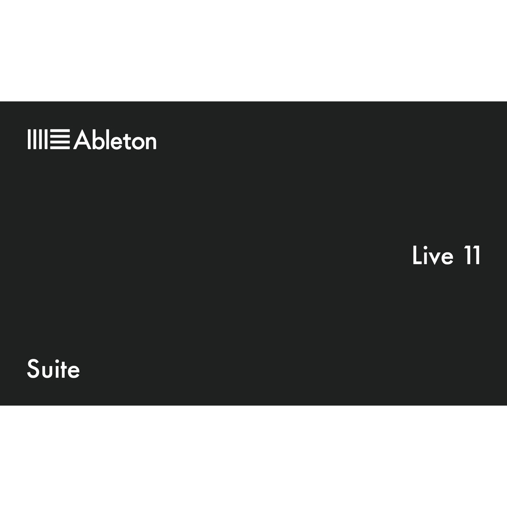 Ableton Live 11 Suite