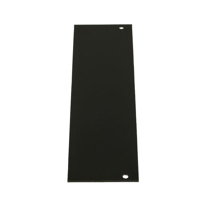 Doepfer A-100B8 Blind Panel 8HP - Vintage Black