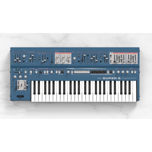 UDO Audio Super 6 Blue