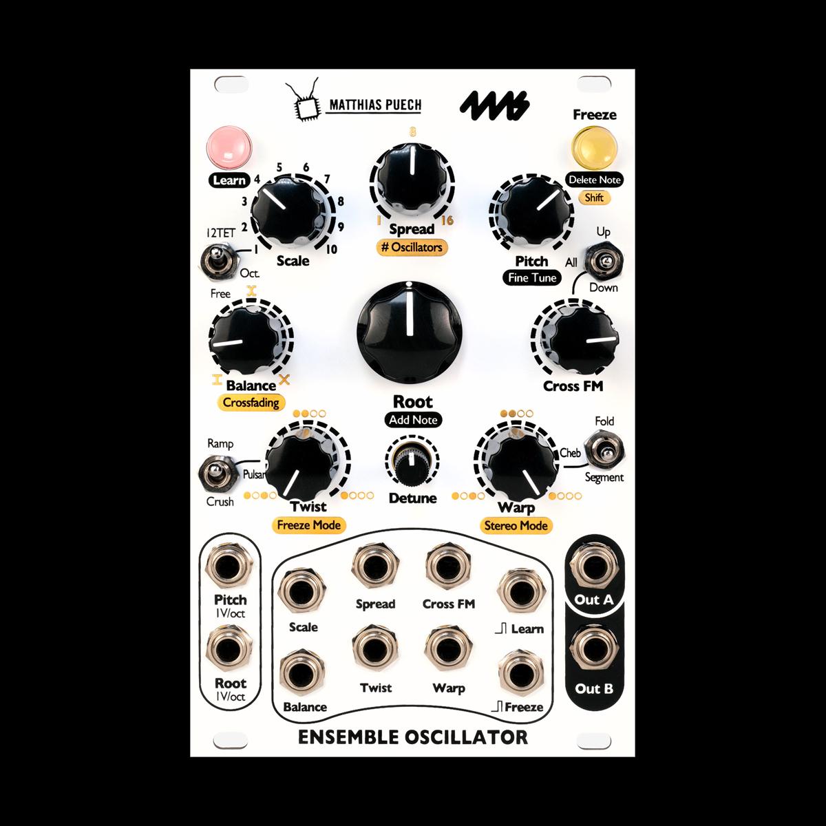 4ms Ensemble Oscillator EO