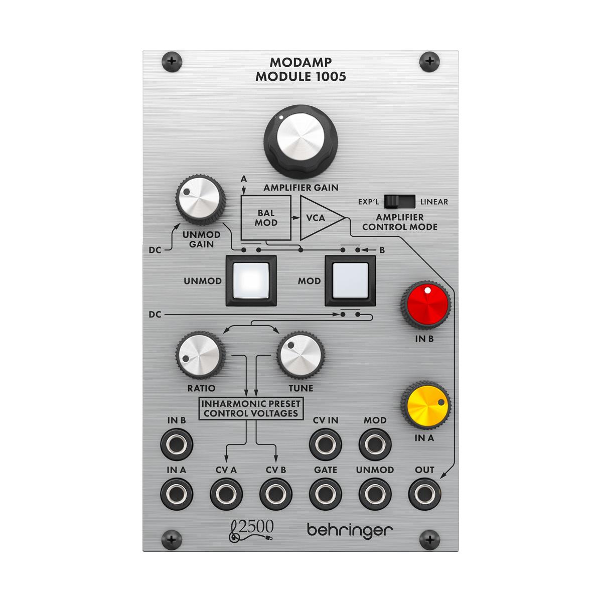 Behringer 1005 Modamp Module