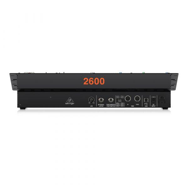 Behringer 2600