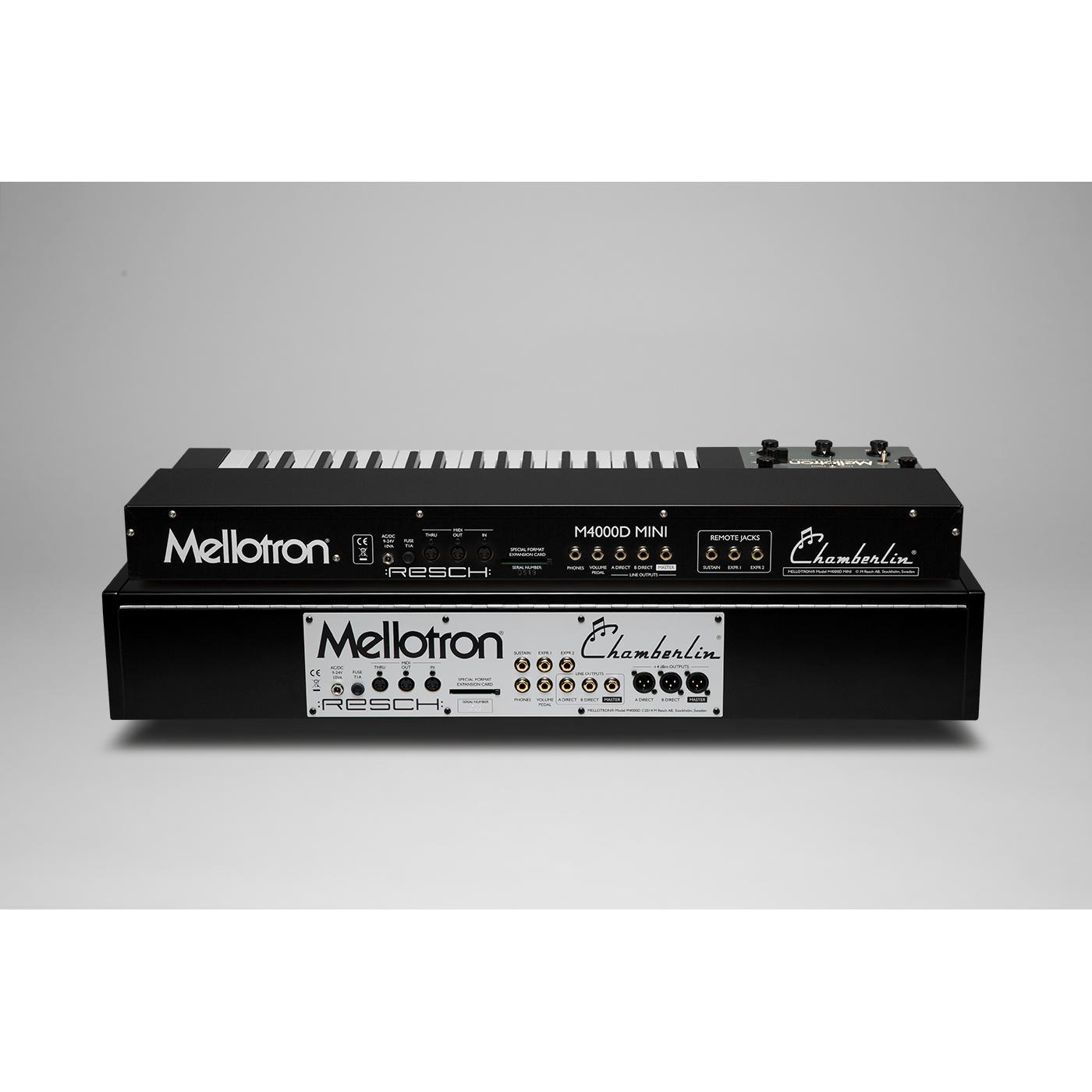 Mellotron M4000D Mini Black
