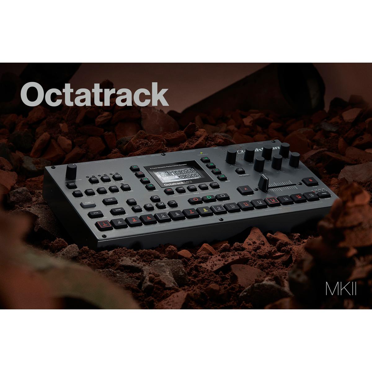 Elektron Octatrack mk2 Black