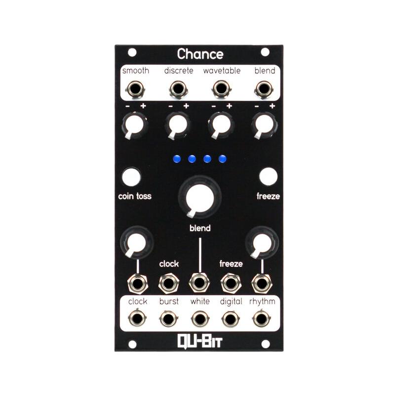 Qu-Bit Electronix Chance Black