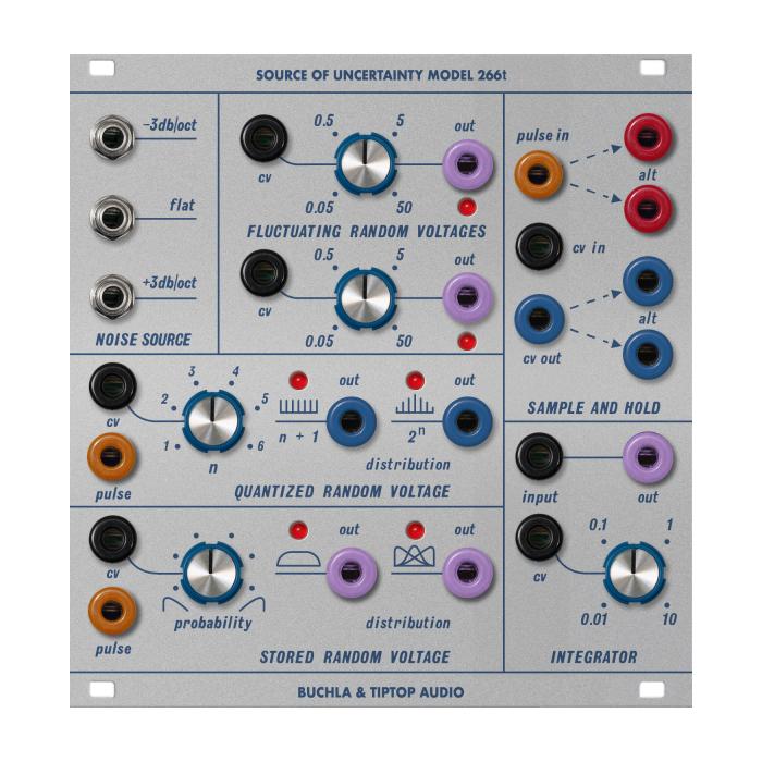 Buchla & TipTop Audio model 266t Source of Uncertainty